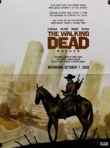 Walking Dead Deluxe Folded Promo Poster (18 x 24) New! [FP39]