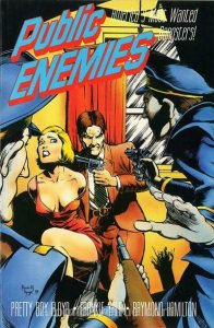 Public Enemies (Eternity) #2 FN; Eternity | save on shipping - details inside