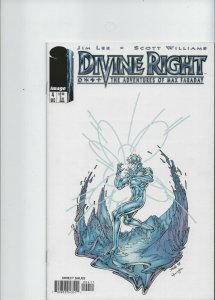 Divine Right the adventures of the max faraday #4
