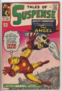 Tales of Suspense #49 (Jan-64) VF High-Grade Iron Man