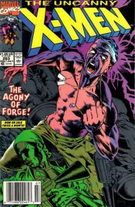 Uncanny X-Men, The #263 (Newsstand) FN; Marvel | save on shipping - details insi