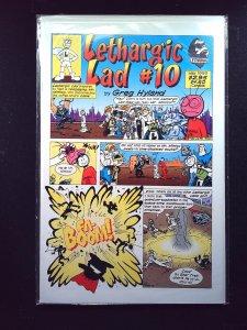 Lethargic Lad #10 (1999)