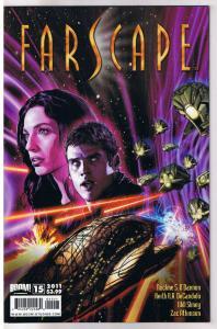 FARSCAPE #15, NM, Sci-Fi, Crichton, Aeryn Sun, Sci-Fi, 2009, more in store
