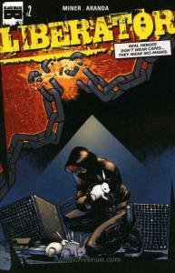 Liberator (Black Mask) #2 VF/NM; Black Mask | save on shipping - details inside
