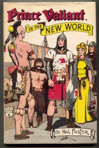 Prince Valiant In The New World Hardcover 1976