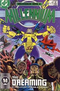 Millennium (1988 series) #6, VF (Stock photo)