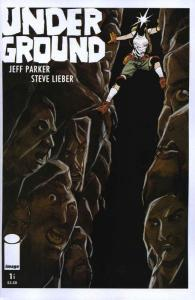 Underground (3rd Series) #1 VF/NM; Image | save on shipping - details inside