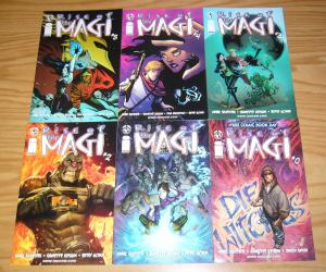 Rise of the Magi #0 & 1-5 VF/NM complete series - marc silvestri - top cow set