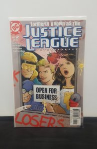 Formerly Known as the Justice League #2 (2003)