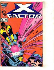 Lot of 12 X Factor Marvel Comic Books 14 15 16 17 18 19 20 21 22 23 25 1 DS2