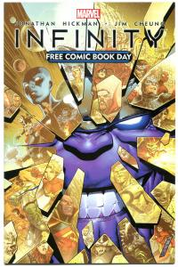 INFINITY #1, NM, Marvel, Thanos, Mike Zeck, FCBD, 2013, more items in store