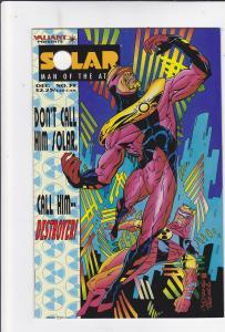 Solar, Man of the Atom #39
