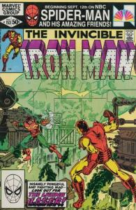 Iron Man (1st Series) #153 FN; Marvel | save on shipping - details inside