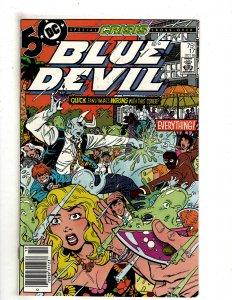 Blue Devil #17 (1985) DC Comic Superman Flash OF7