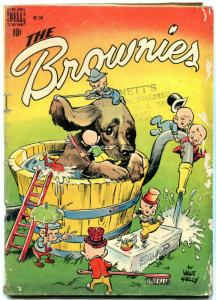 Brownies- Four Color Comics #244 1949- Walt Kelly G
