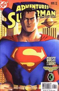 Adventures of Superman (1987 series) #628, NM (Stock photo)
