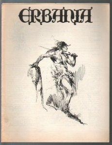 Erbania #52 1984-Ray Krenkel--Greystoke-Sheena-Edgar Rice Burroughs-FN