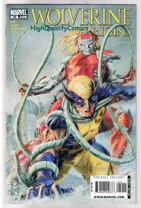 WOLVERINE ORIGINS #39, VF, X-men, Daniel Way, Claws, Mutant, more in store