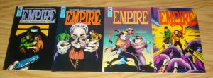 Empire #1-4 VF/NM complete series - eternity comics - indy set lot 2 3 1988