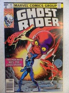 GHOST RIDER # 41
