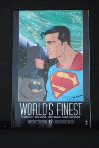 World's Finest, Book Ten, Batman and Superman