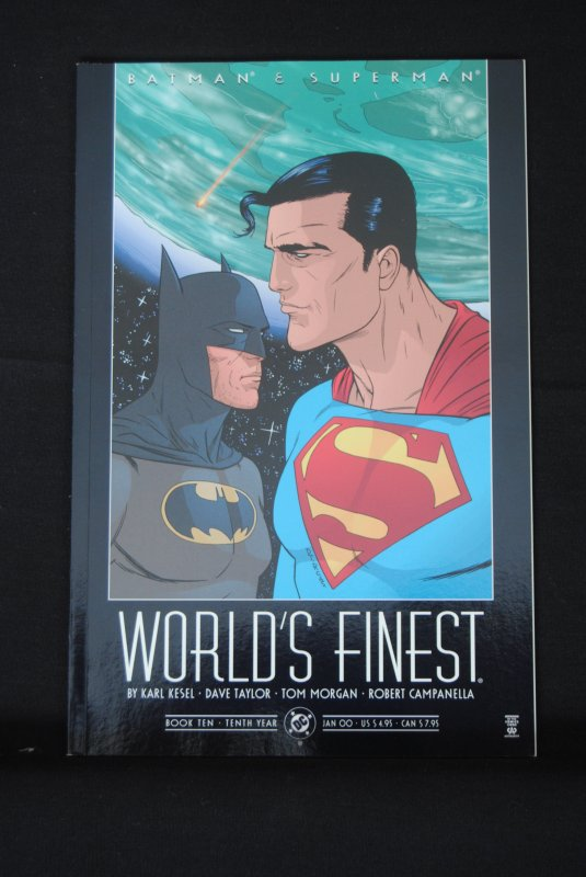 World's Finest, Book Ten, Batman and Superman