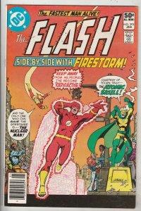 Flash, The #293 (Jan-81) FN/VF Mid-High-Grade Flash