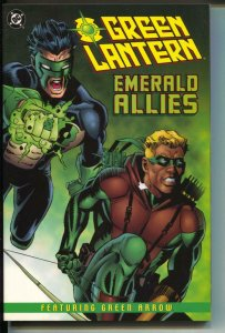 Green Lantern: Emerald Allies-Chuck Dixon-TPB- trade