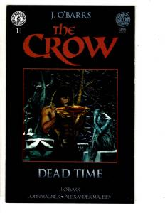 The Crow # 1 NM Dead Time Kitchen Sink Press Comic Book J. O'Barr J307