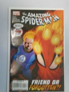 Amazing Spider-Man #591 Face Front Part 2 7.0 (2009)