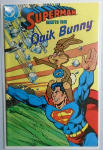 Superman Meets the Quik Bunny #0, 7.0 (1987)