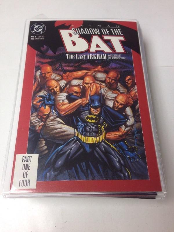 Batman Shadow Of The Bat 1-26 35 83 Near Mint Lot Set Run