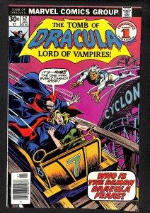 Tomb of Dracula #52 (1977)