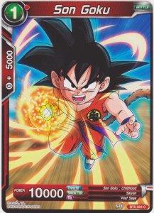 Dragon Ball Super CCG - Miraculous Revival - Son Goku