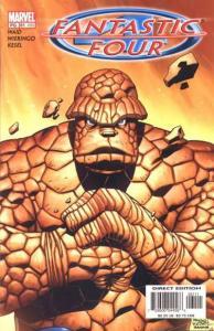 Fantastic Four (1998 series) #61, NM + (Stock photo)
