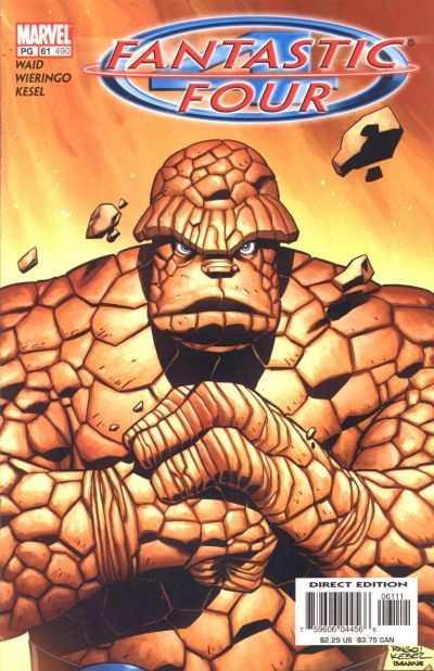 Fantastic Four (1998 series) #61, NM (Stock photo)