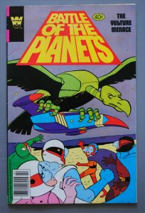 Battle of the Planets  #3  (1979 Gold Key) F/Better  Actual Photo