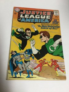 Justice League Of America 30 Vg+ Very Good+ 4.5 Top Staple Punched DC SA