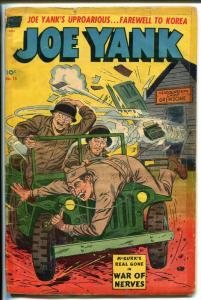 JOE YANK #15-1954-STANDARD-MIKE SEKOWSKY-DAN DECARLO-KOREA-good minus
