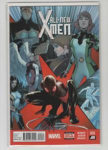 ALL NEW X-MEN (2012 MARVEL) #35