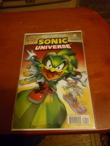 Sonic Universe #33 (2011)