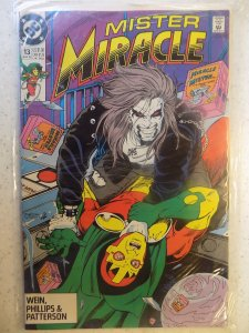 MISTER MIRACLE # 13