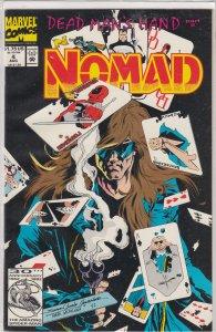 Nomad #4 (1992)