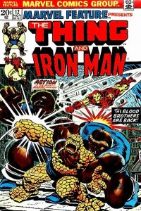 Marvel Feature #12 (ungraded) stock photo