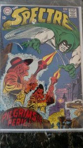 The Spectre #6 (Oct-68) FN/VF
