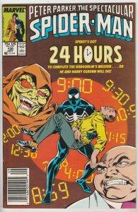 Spider-Man, Peter Parker Spectacular #130 (Sep-87) NM/NM- High-Grade Spider-Man