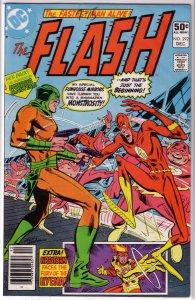 Flash   vol. 1   #292 VG Firestorm