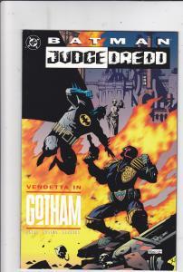 Batman/Judge Dredd: Vendetta in Gotham