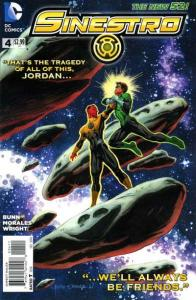 Sinestro (2014 series) #4, NM (Stock photo)