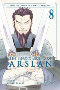 Heroic Legend Of Arslan GN Vol 8 (Kodansha, 2018) NM